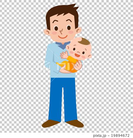 爸爸和宝宝 19894672