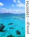 古宇利島 沖縄 漁船の写真 19899794