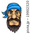 海賊 キャプテン 船長のイラスト 19902320