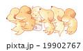 Puppies 赤ちゃんとおひるね 19902767