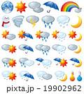 天気アイコン 19902962