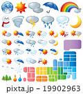 天気アイコン 19902963