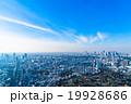 【東京】オフィス街・新宿副都心方面 19928686