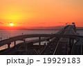 海ほたるの夜明け 19929183