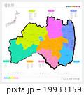 福島県の地図 19933159