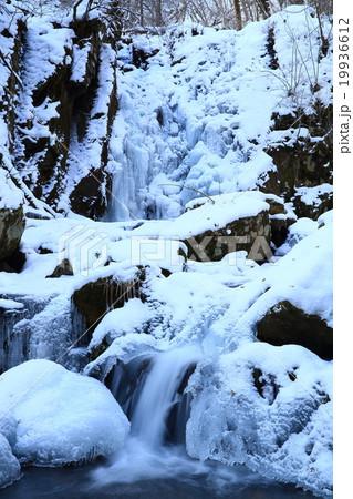 冬の藤沢渓流 19936612
