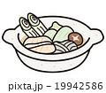 鍋料理 19942586