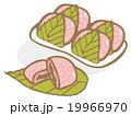 桜餅 19966970