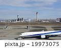 羽田空港国際線滑走路 19973075