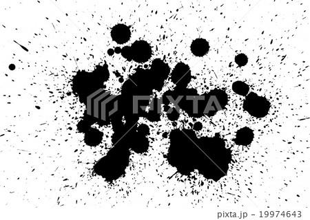 墨汁の雫 19974643
