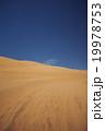 Sands dunes in the desert 19978753