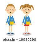 子供 幼稚園 保育園のイラスト 19980298