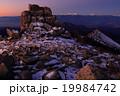 夜明け 金峰山 五丈岩の写真 19984742