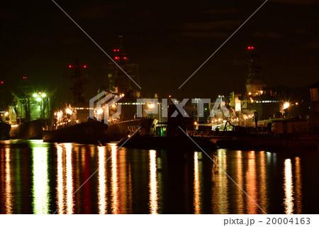 呉市 アレイからすこじまの夜景 20004163