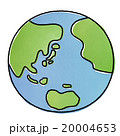 地球 環境 エコロジーのイラスト 20004653