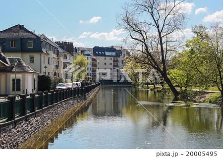 ドイツ ボンの街並み 20005495