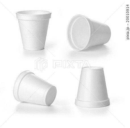 coffee cup on white backgroundの写真素材 [20010914] - PIXTA