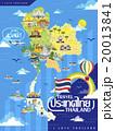 タイ タイ国 タイランド 20013841