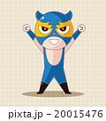 ベクトル お面 マスクのイラスト 20015476