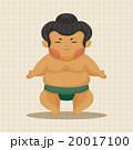 すもう 相撲 ベクトルのイラスト 20017100