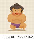 すもう 相撲 ベクトルのイラスト 20017102