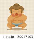すもう 相撲 ベクトルのイラスト 20017103