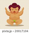 すもう 相撲 ベクトルのイラスト 20017104