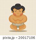 すもう 相撲 ベクトルのイラスト 20017106