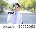 人物 男性 ビジネスマンの写真 20022068