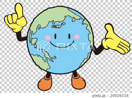 地球儀 土地 土 20026316