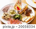 前菜 オードブル イタリアンの写真 20038334