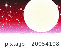背景素材壁紙,満月,スターダスト,星屑,銀河系,星空,天の川,月見,夜空,キラキラ,宇宙,月夜,月光 20054108