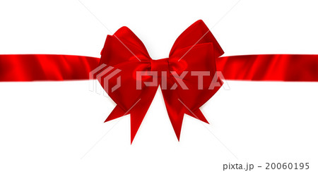 Red gift bow and ribbon eps 10 20060195 pixta red gift bow and ribbon eps 10 negle Image collections