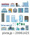 建物 アイコン ベクターのイラスト 20061425