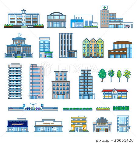 様々な建物 20061426