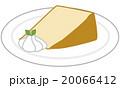 シフォンケーキ イラスト 20066412