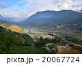 ベトナム サパ 棚田の写真 20067724