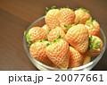 白いイチゴ 20077661