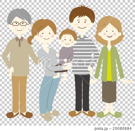 5人家族 20080884