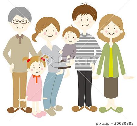 6人家族 20080885