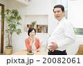 ポートレート ミドル夫婦 メタボ 20082061