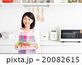 主婦(キッチン-肉) 20082615