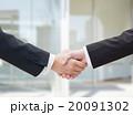 握手 ビジネス クローズアップ 20091302