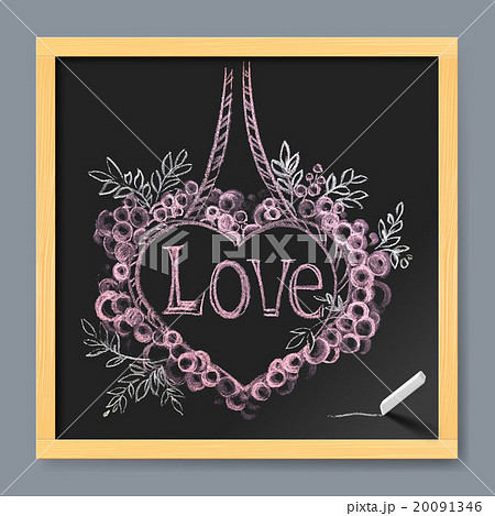 Valentines day greeting cardのイラスト素材 [20091346] - PIXTA