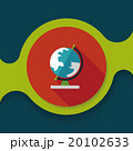 地球 アイコン イコンのイラスト 20102633