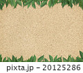 葉 植物 ナチュラルのイラスト 20125286