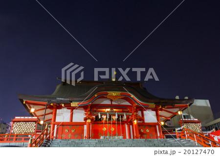 夜の花園神社 20127470
