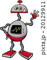 ロボット アンドロイド マンガのイラスト 20129911