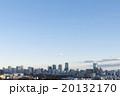 東京都市風景 東京タワー 赤坂 六本木 大空コピースペース 国立競技場解体跡地あり 20132170