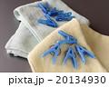 洗濯バサミとタオル 20134930
